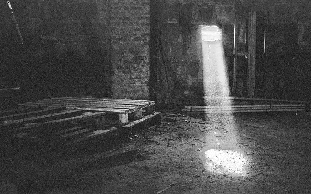 Photograph: 'Beam' by Balthus Van Tassel (CC license)