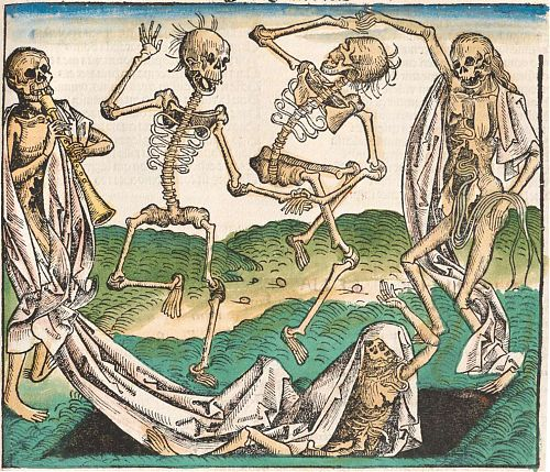 1493 woodcut by Michael Wolgemut