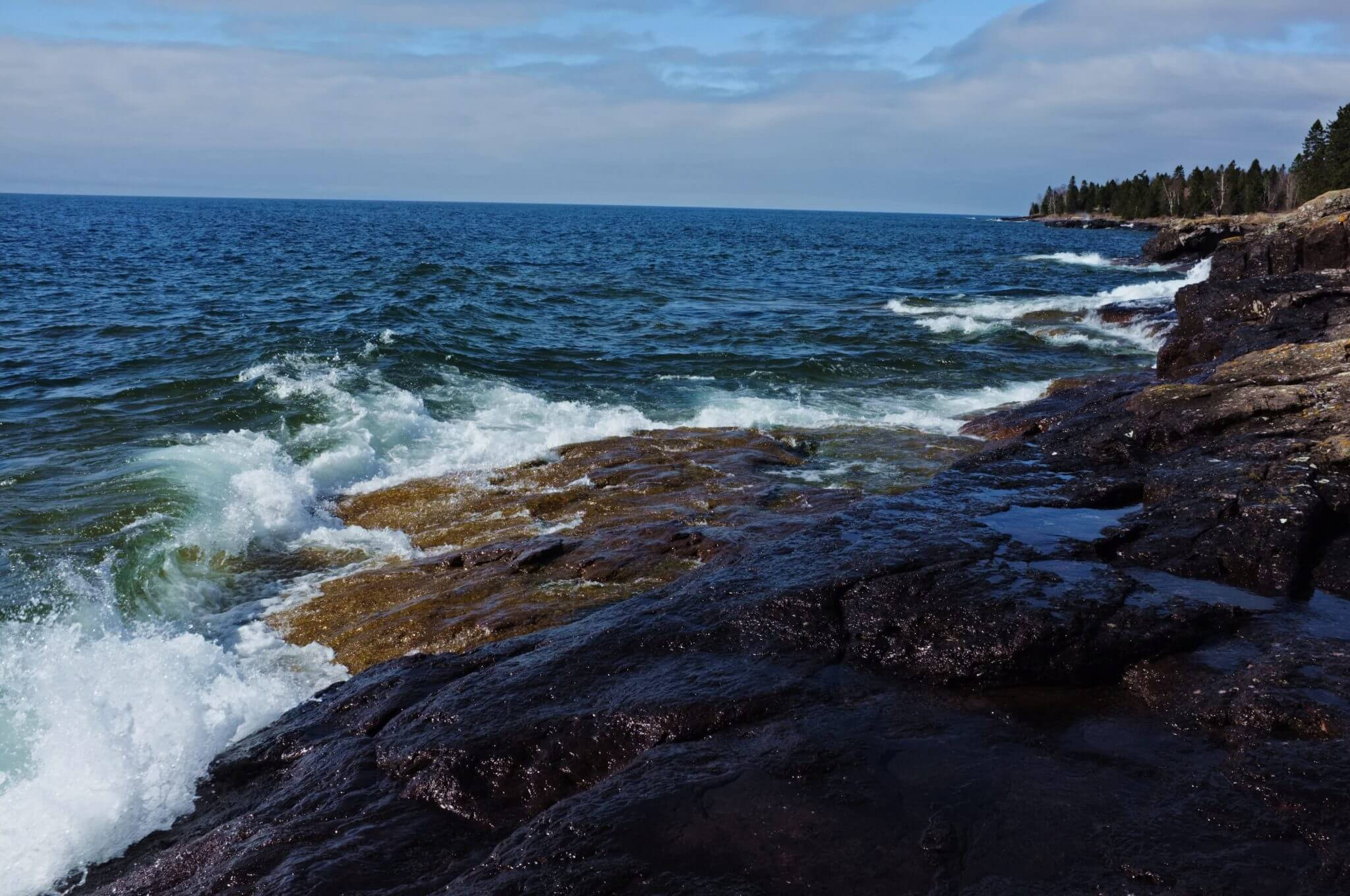 Lake Superior, Tofte Minnesota